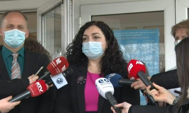 Osmani: Shteti të vendos shëndetësinë si prioritet, me apo pa pandemi