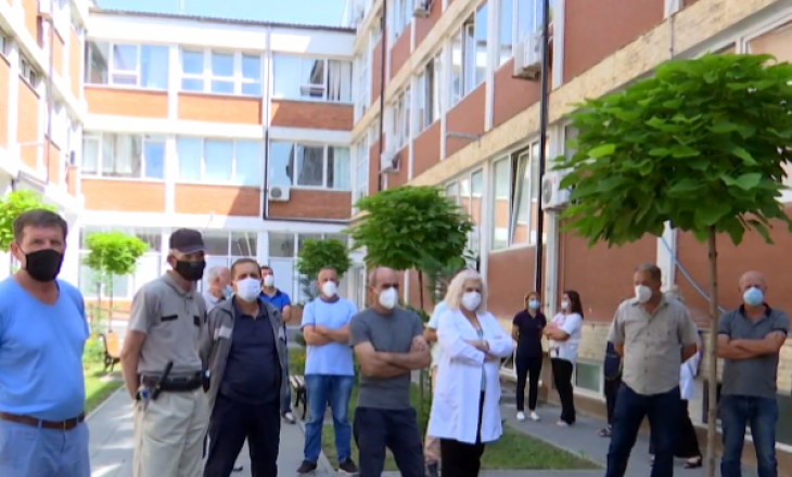 Stafi teknik në spitale nga nesër në grevë
