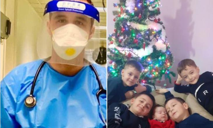 Mjeku kosovar do ta presë Vitin e Ri në Pulmologji