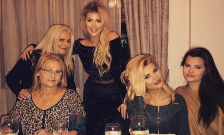 Kënga e grupit kosovar është e preferuara e familjes Vjollca