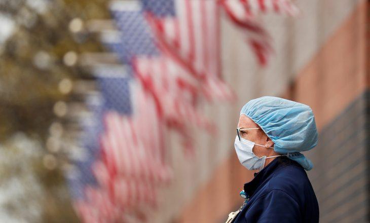 SHBA raporton 2.319 viktima nga COVID-19 në 24 orët e fundit