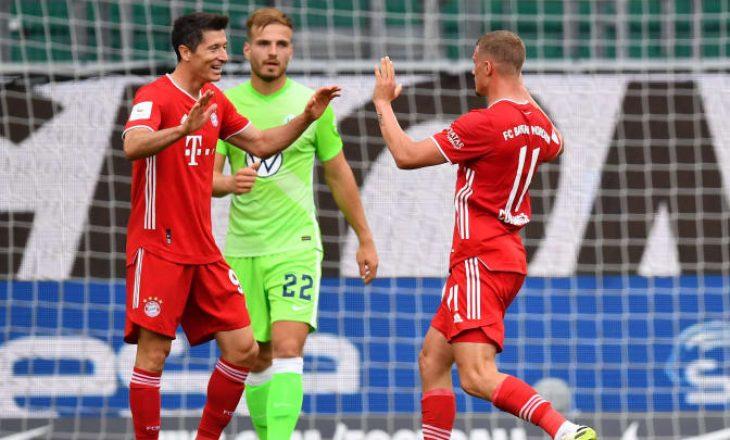 Bundesliga: Liderët shënojnë fitore