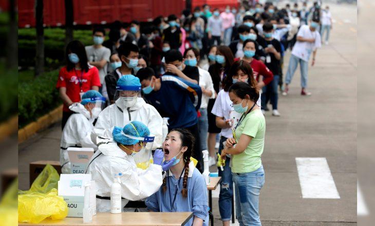 Rastet e COVID-19 mund të jenë 10 herë më të larta nga sa janë raportuar në Wuhan