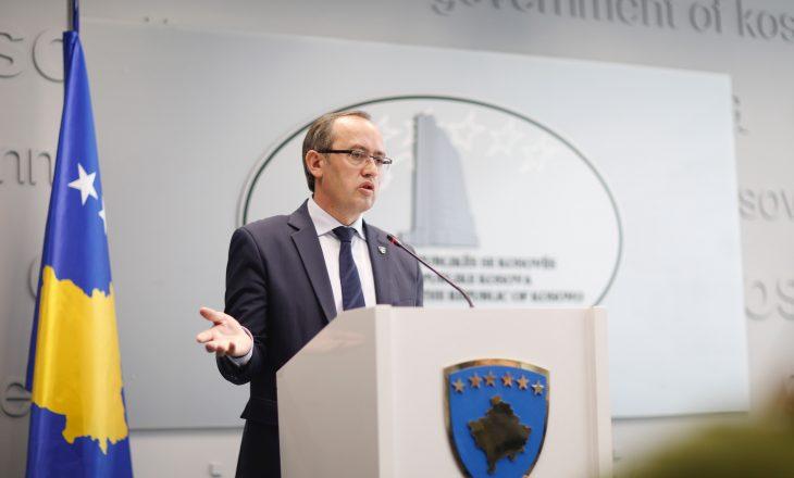 Situata me pandeminë: Kryeministri Hoti thërret konferencë për media