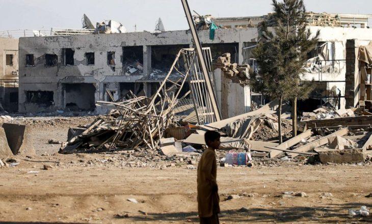 Sulmohet një bazë amerikane në Afganistan me raketa