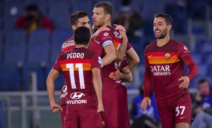 Roma mposht Torinon