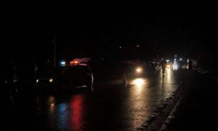Një person i vdekur nga aksidenti mes katër veturave në Drenas