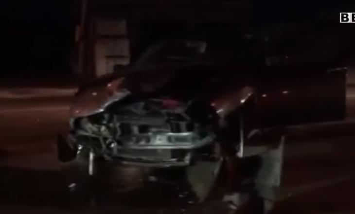 Aksident në rrugën Prizren – Zhur, dy të lënduar