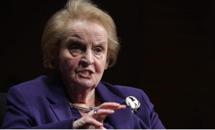Serwer: Madeleine Albright do të përfshihet në dialogun Kosovë-Serbi