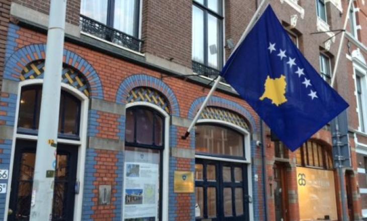 Ambasada e Kosovës në Itali del me një njoftim