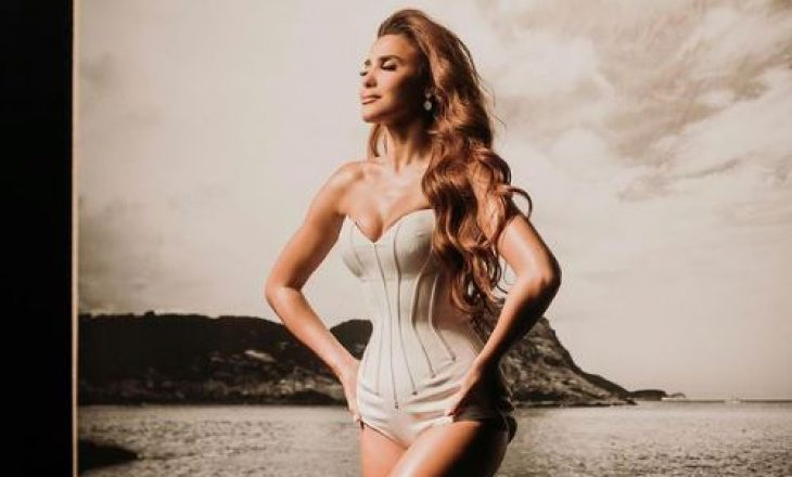 Pas Kim Kardashian, këngën e Anxhelinës e promovon edhe aktorja hollivudiane