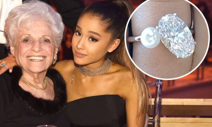 Interneti ka arsye të besojë se unaza e martesës së Ariana Grande ka një kuptim të veçantë