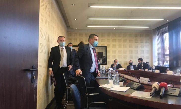 Deputeti i VV-së: Zemaj i iku raportimit në Komision