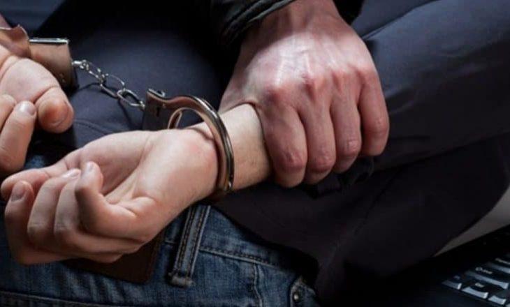 Arrestohet 30 vjeçari në Prishtinë, dyshohet për vjedhje të rëndë