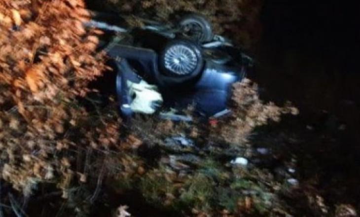 Vdesin në aksident trafiku dy të rinj në Bujanoc
