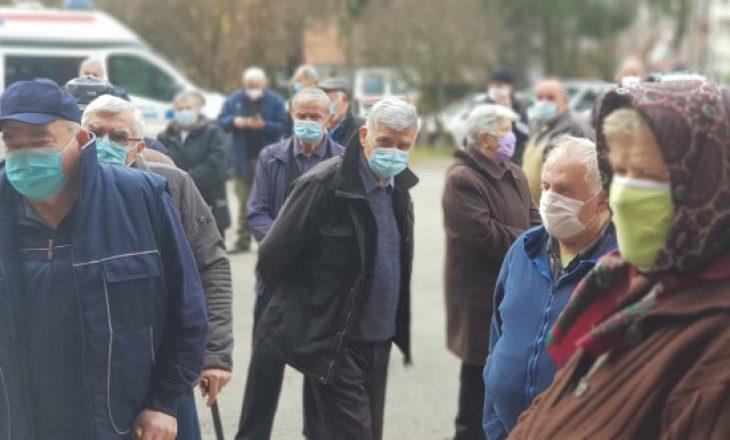 Nga Ministria e Shëndetësisë s'kanë informacione për vaksinimin anti-COVID'19 që ka filluar në Veri të Kosovës