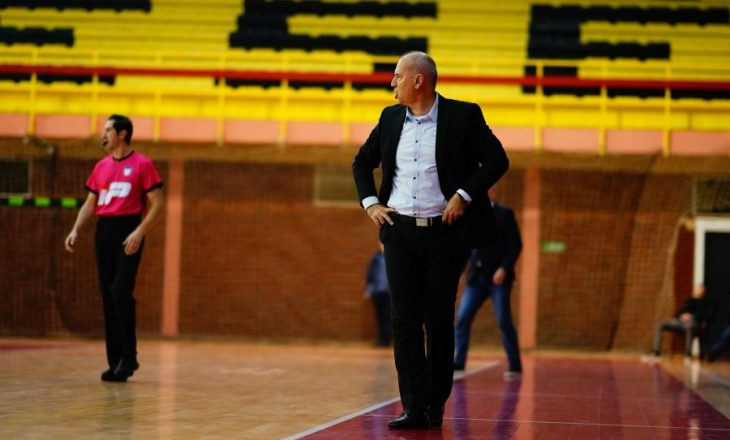 KB Peja shkarkon trajnerin kroat Xhelalija