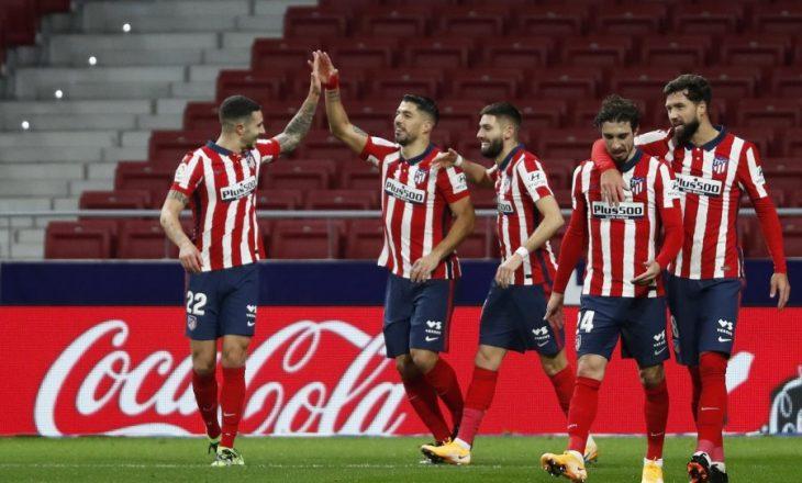 Atletico Madrid mposht minimalisht Getafe-n
