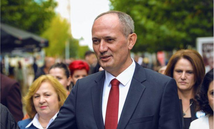Agim Aliu kandidat i PDK-së për kryetar të Ferizajt