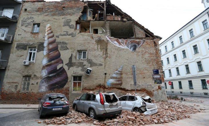66 pas lëkundje tërmeti në Kroaci për 58 orë