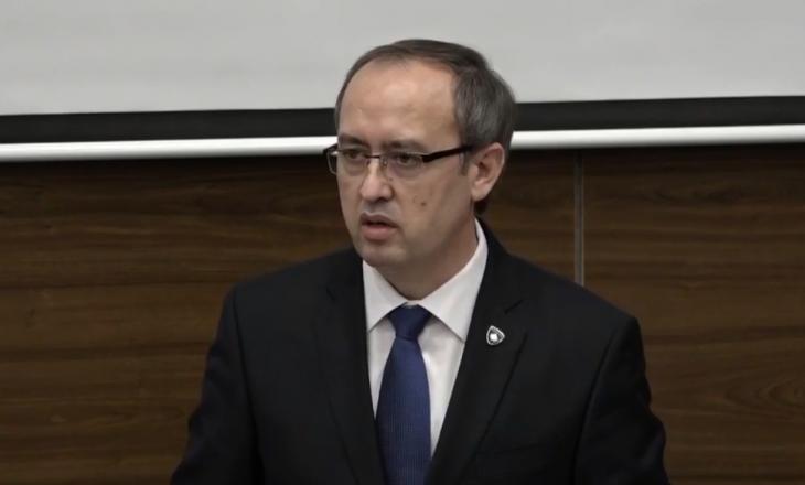 Hoti solidarizohet me të lënduarit nga shpërthimi në Ferizaj