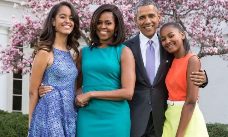 Jo vetëm që konfirmoi lidhjen e vajzës, por Barack Obama zbuloi se ishte karantinuar me të dashurin e saj