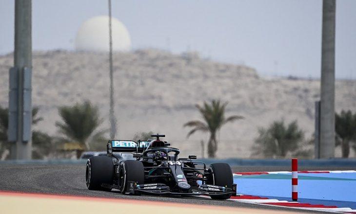 Për herë të dytë, Bahrejni shtëpia e Formula 1 në fundjavë