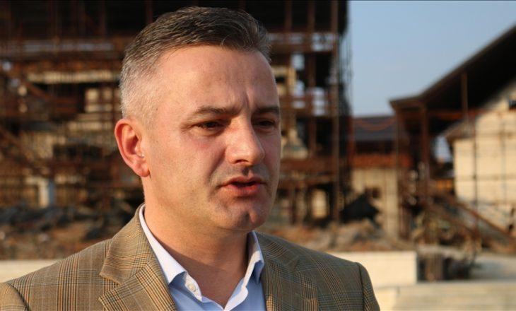 Jashari: Qeveria nuk më ka njoftuar për vizitën e zyrtarit serb në Drenicë