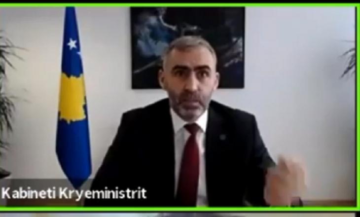 Përfaqësuesi i Qeverisë: Kërkesa për të shkuar në zgjedhje nuk ka bazë kushtetuese