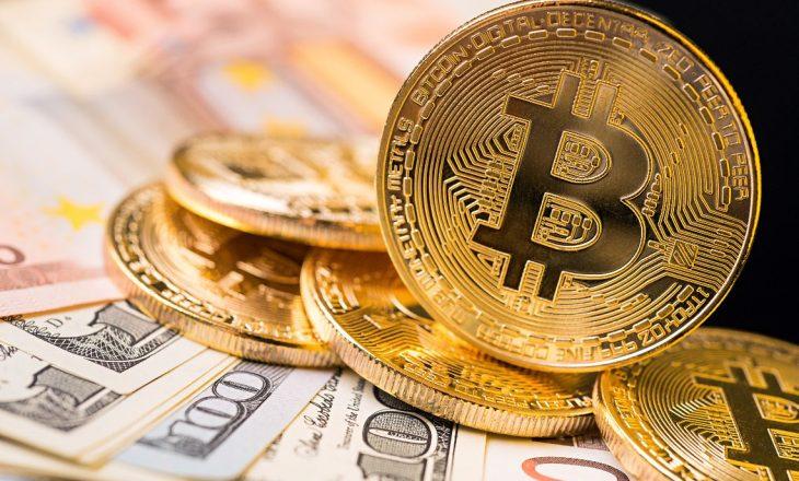 Bitcoin për herë të parë në histori rritet mbi 20,000 dollarë