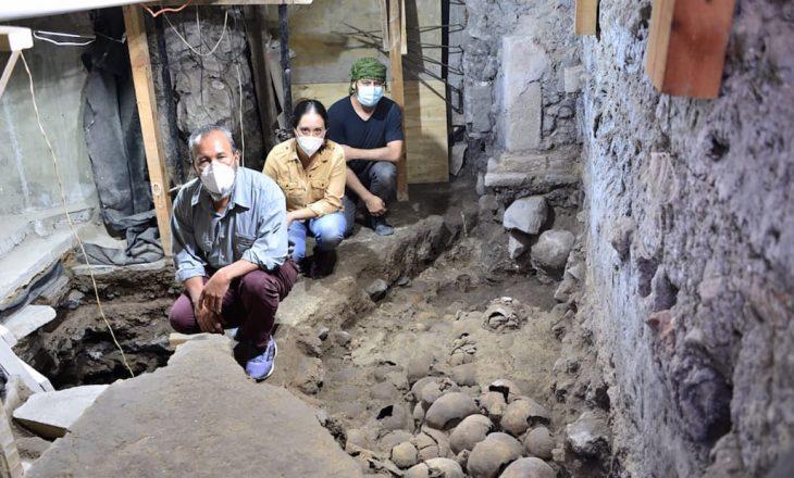Zbulohen mbi 100 kafka në një regjion aztek