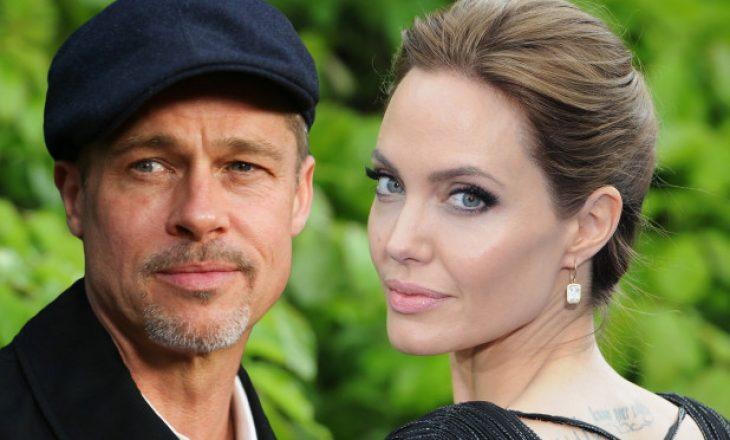 Brad Pitt dhe Angelina Jolie do të kalojnë festat së bashku