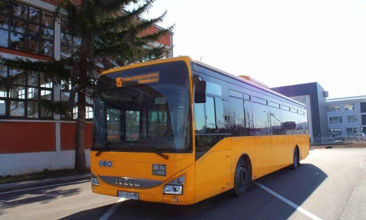 PDK-ja në Prishtinë kërkon që transporti publik të jetë falas deri në mars