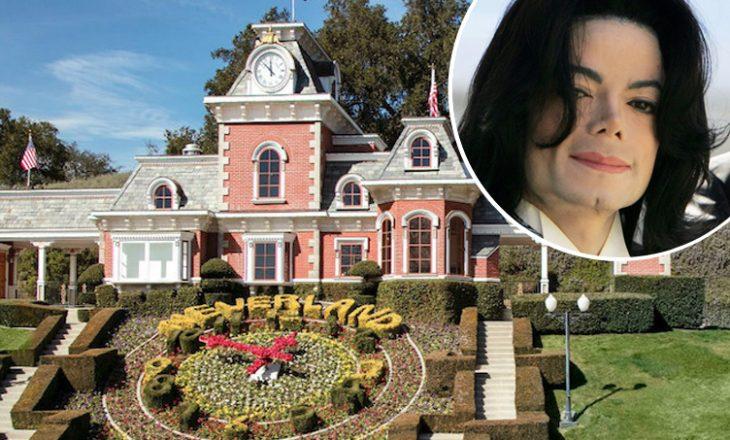 Shitet rezidenca e Michael Jackson për 22 milionë euro