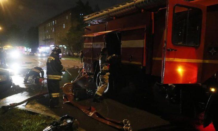Nga një zjarr në azil, humbin jetën 11 persona në Rusi