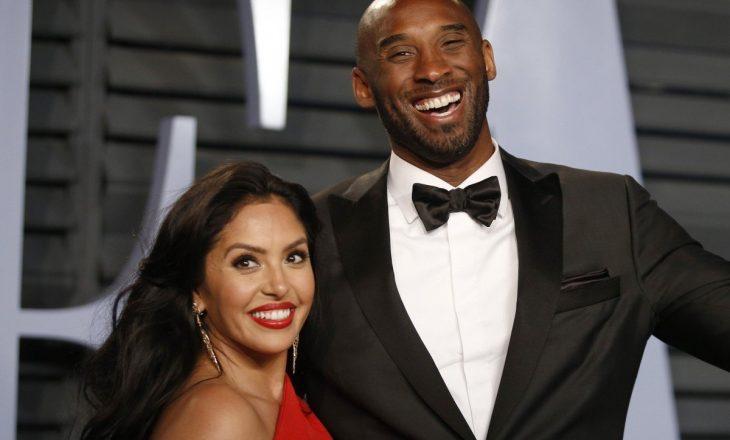 Pas vdekjes së Kobe Bryant, Vanessa paditet nga e ëma