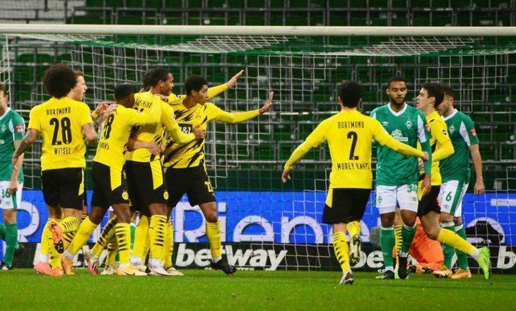 Bundesliga: Dortmund fiton, tri ndeshje tjera ndahen baras