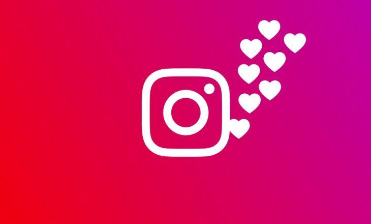 Kjo është fotoja më e pëlqyer në Instagram për vitin 2020