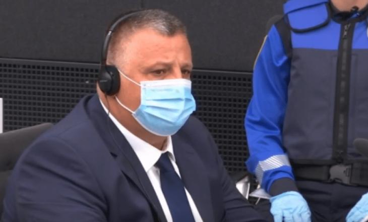 Nasim Haradinaj paraqitet sot para Gjykatës Speciale