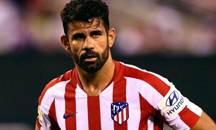 Diego Costa kërkon që të largohet në janar nga Atletico Madridi
