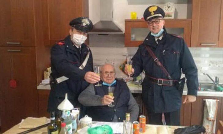 """94-vjeçari i vetmuar telefonon karabinierët: """"Vetëm dua dikë të bëj një dolli për Krishtlindje"""""""