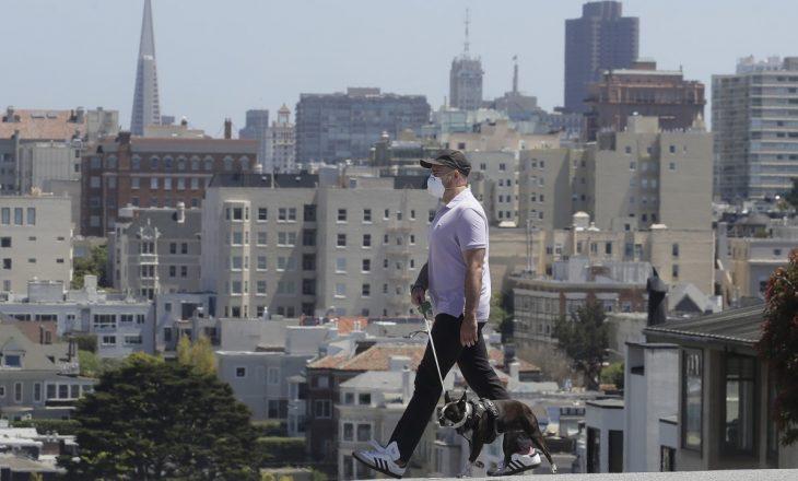 SHBA vendos rekorde për rastet e virusit, Kalifornia përgatit bllokim të ri