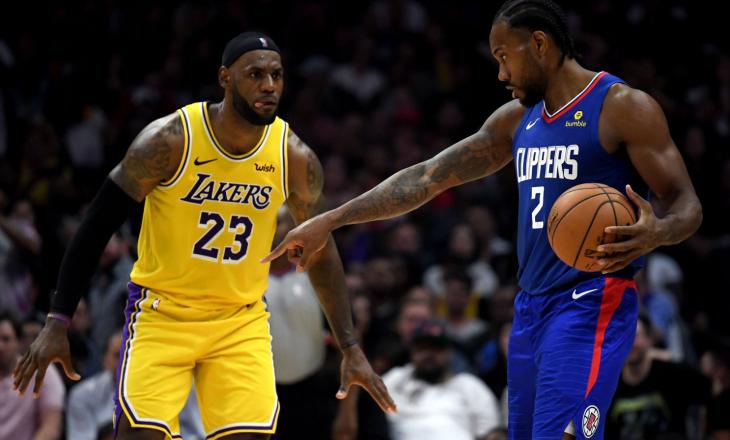 Lakers fillon me humbje mbrojtjen e titullit në NBA