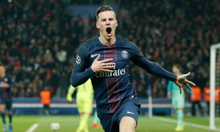 Draxler kërkohet nga tre klube evropiane