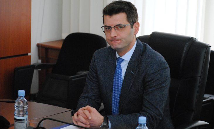 Driton Gashi: Faton Peci ishte me ne në zyre – sefi nuk është hapur