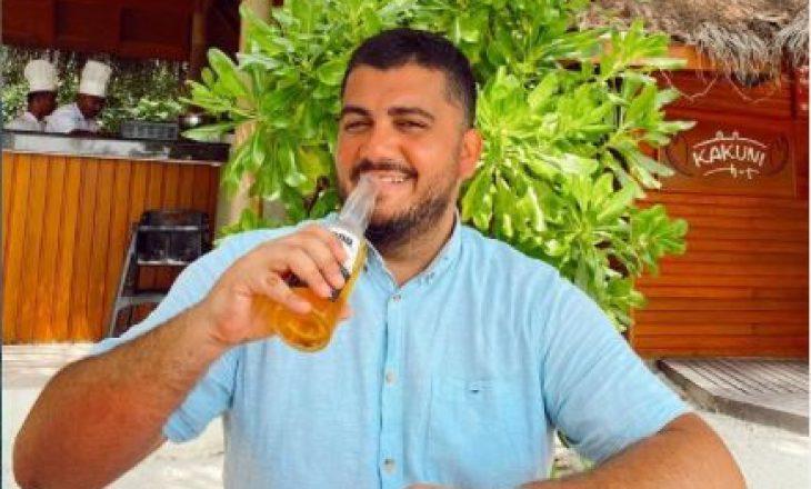 Ermal Fejzullahu ka një spa të tërë brenda shtëpisë së tij
