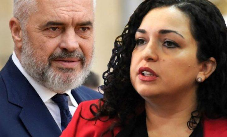 Rama për vizitën e Vjosa Osmanit: Bëri propagandë në Tiranë për të fituar vota në Kosovë