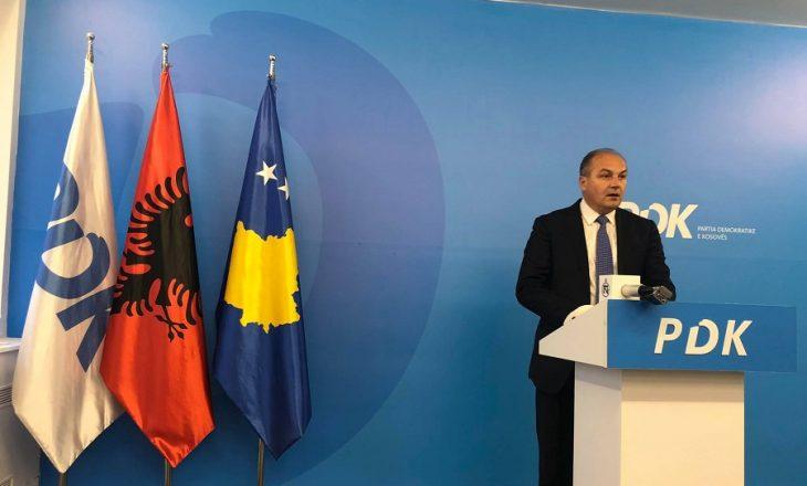 Enver Hoxhaj thërret konferencë për media