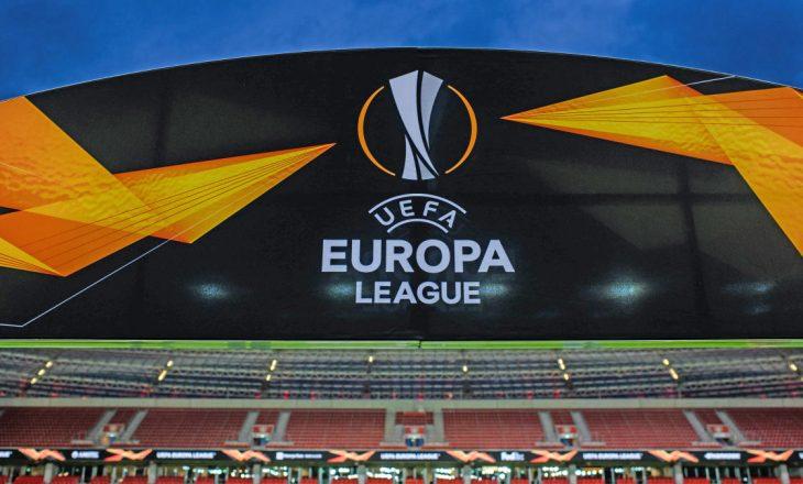 Formacionet zyrtare të shtatë sfidave të Europa League