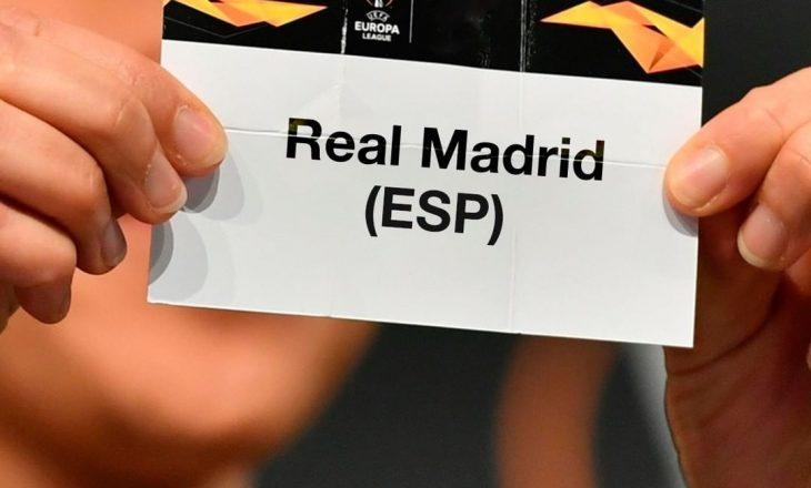 Gati të ndodhë kjo: Real Madridi në Europa League
